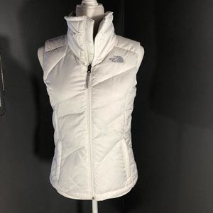 North face 550 puffer vest XS